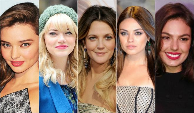 Cortes de cabelo para rosto redondo: os truques (aprovados!) das famosas