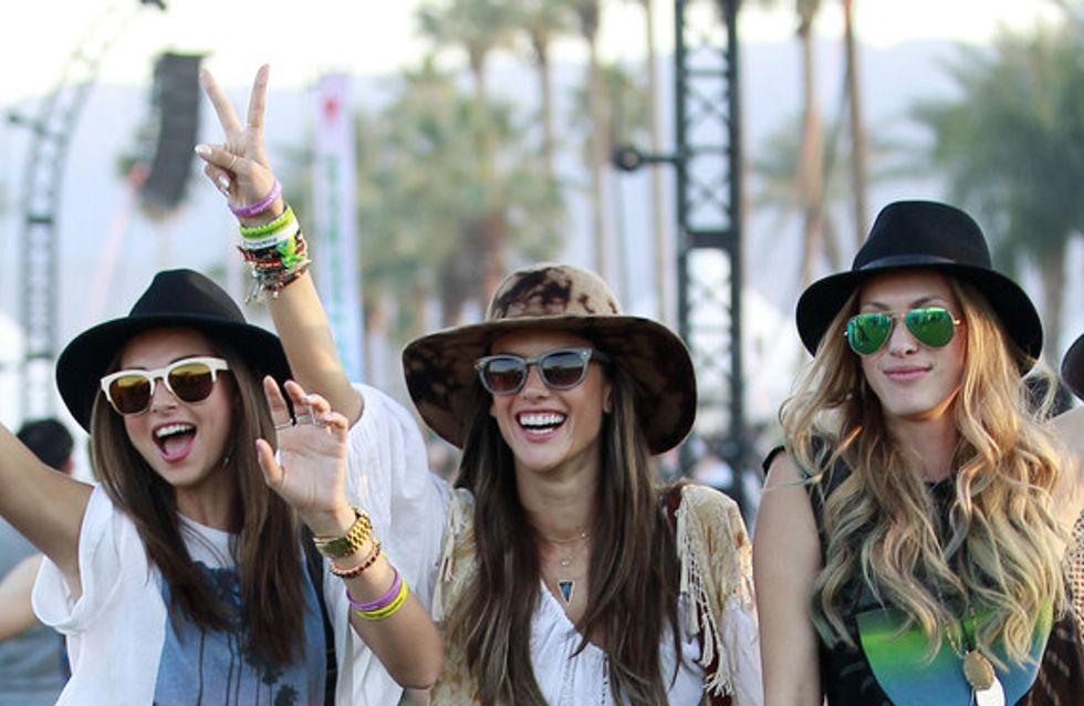 Festivales de música: las prendas imprescindibles