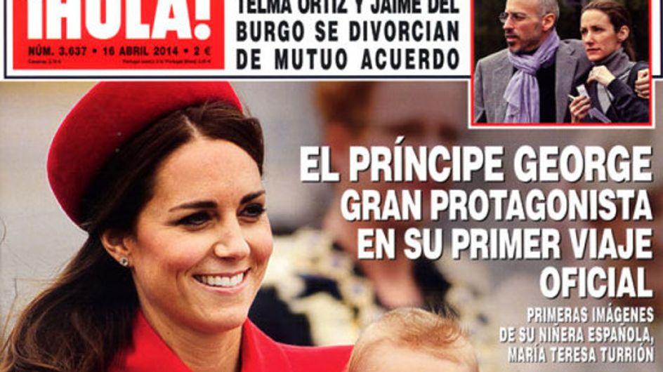 Las portadas de las revistas: Abril semana 2