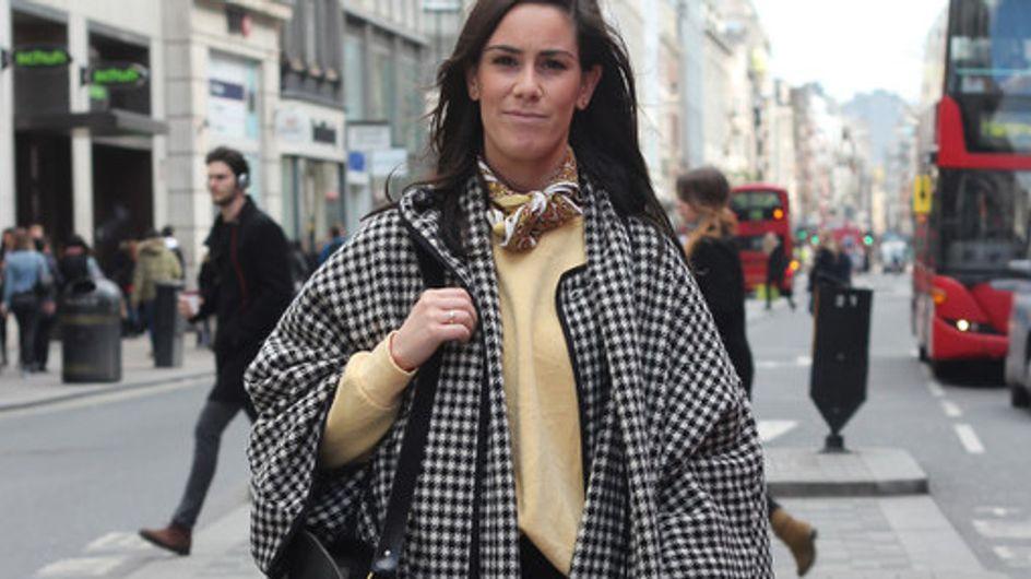 Fashionistas in Frühlingslaune: die Streetstyles aus London