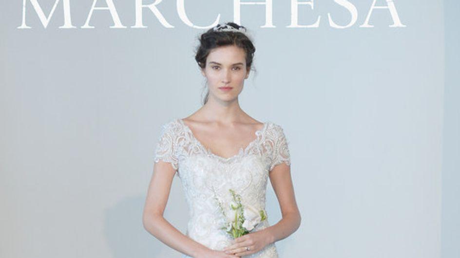 New York Bridal Week Spring 2015 - Marchesa