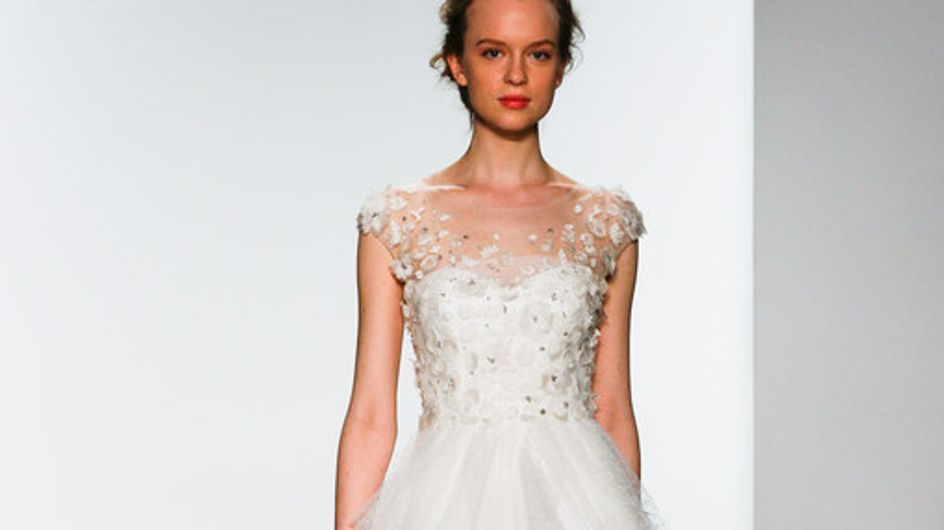 New York Bridal Week Spring 2015 - Christos