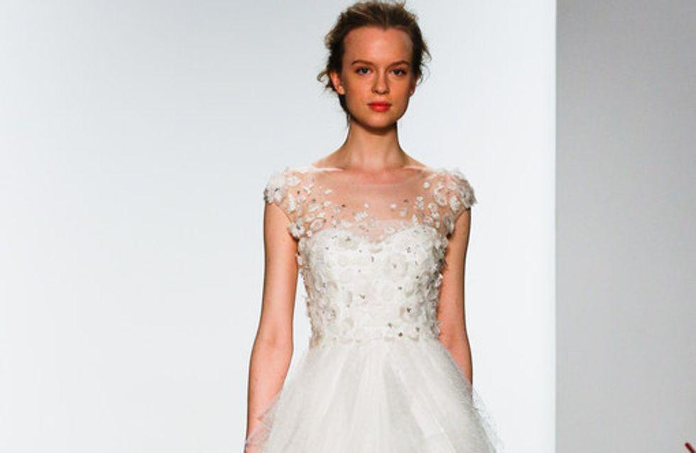 Christos New York Bridal Week primavera 2015