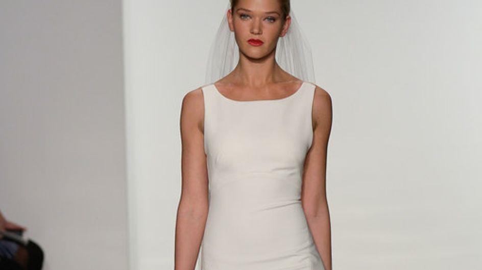 New York Bridal Week Spring 2015 - Amsale Bridal