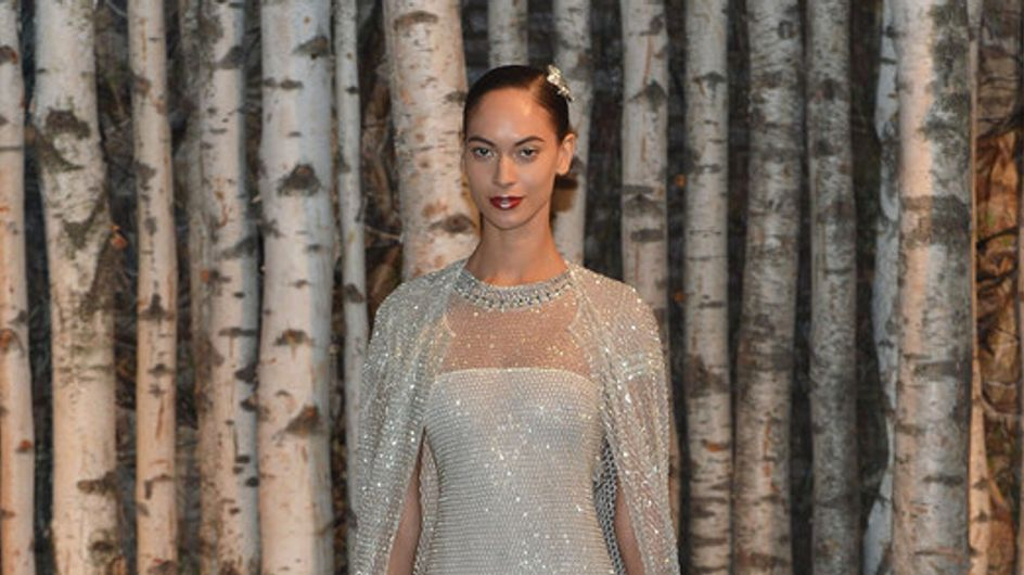 Naeem Khan New York Bridal Week primavera 2015