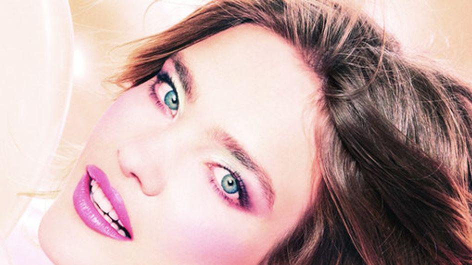 So süß & frisch: Make-up in Pink und Rosa