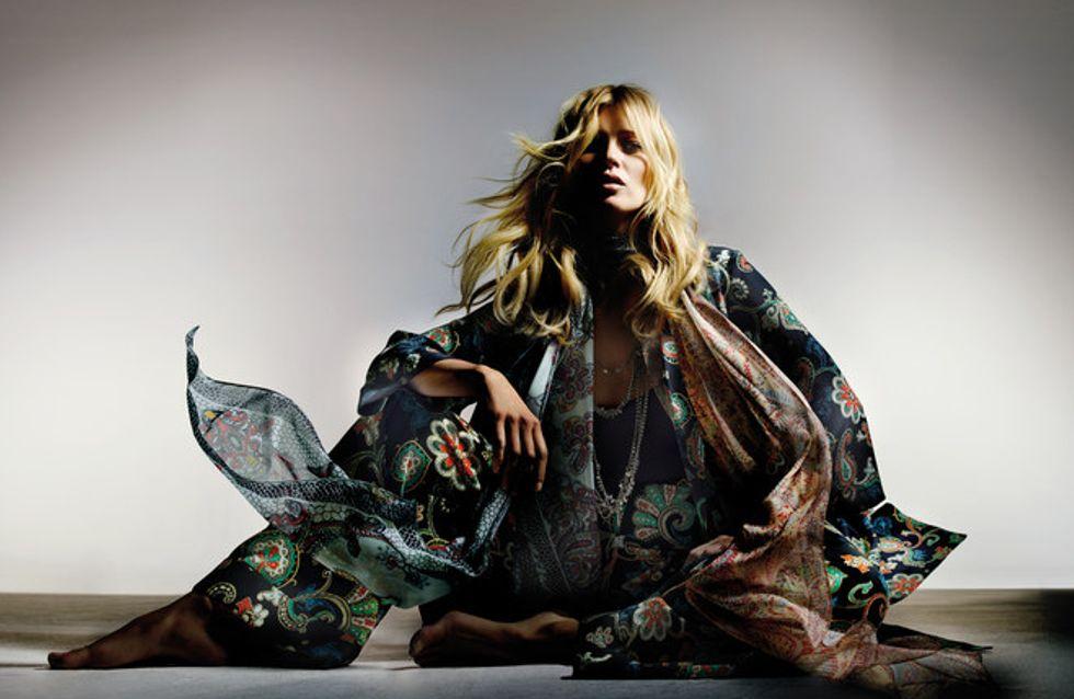 La gran fiesta de Kate Moss y Topshop