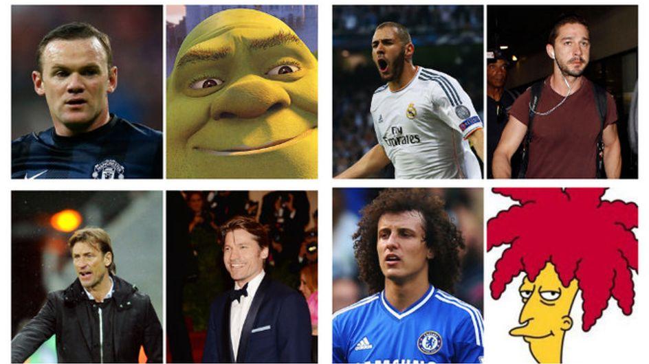 Parece mas não é: os clones dos ícones do futebol