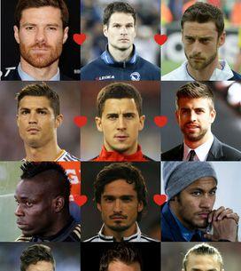 De knapste voetballers van het WK