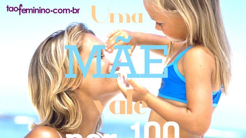 Cartões e mensagens para o Dia das Mães