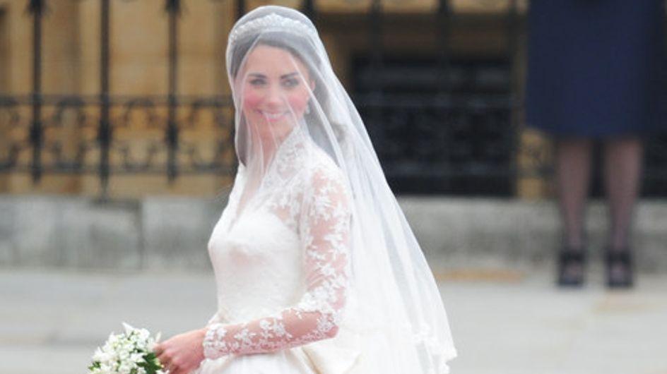 Los vestidos de novia de las celebrities