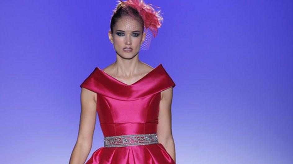 Franc Sarabia despliega un catálogo de vestidos para la perfecta invitada