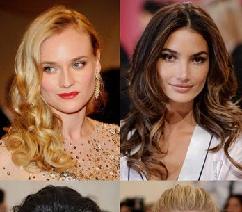 The Hottest Long Hairstyles & Haircuts
