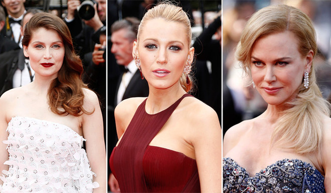 I beauty look dal red carpet di Cannes