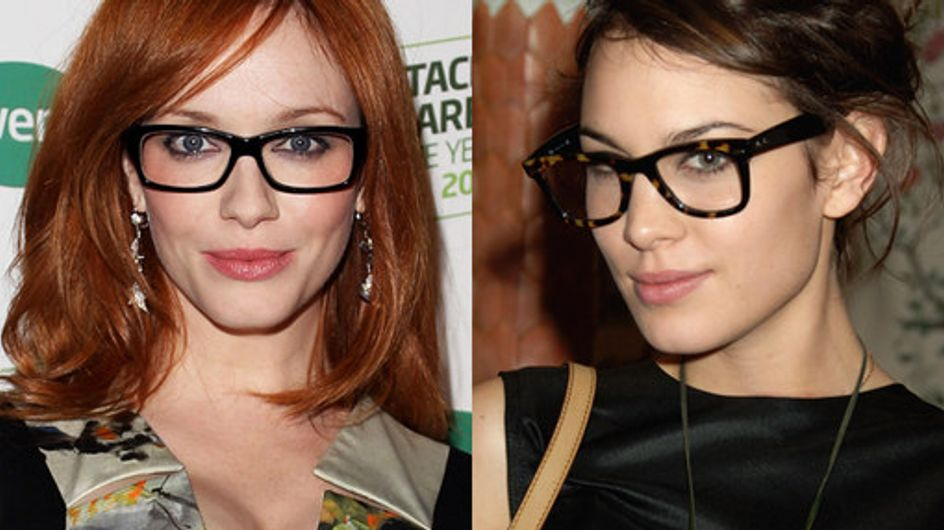 The Hottest Celebrity Glasses: 35 Frames You Need To Be Wearing