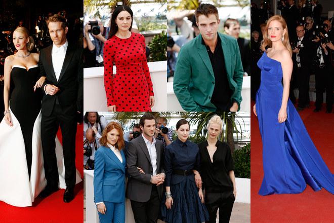 I red carpet e i photocall del Festival di Cannes 2014