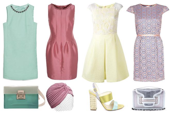 Colorati ed eleganti: gli abiti da cerimonia per l'estate