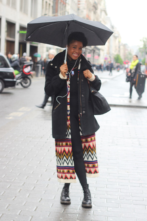 London Street Style May 2014