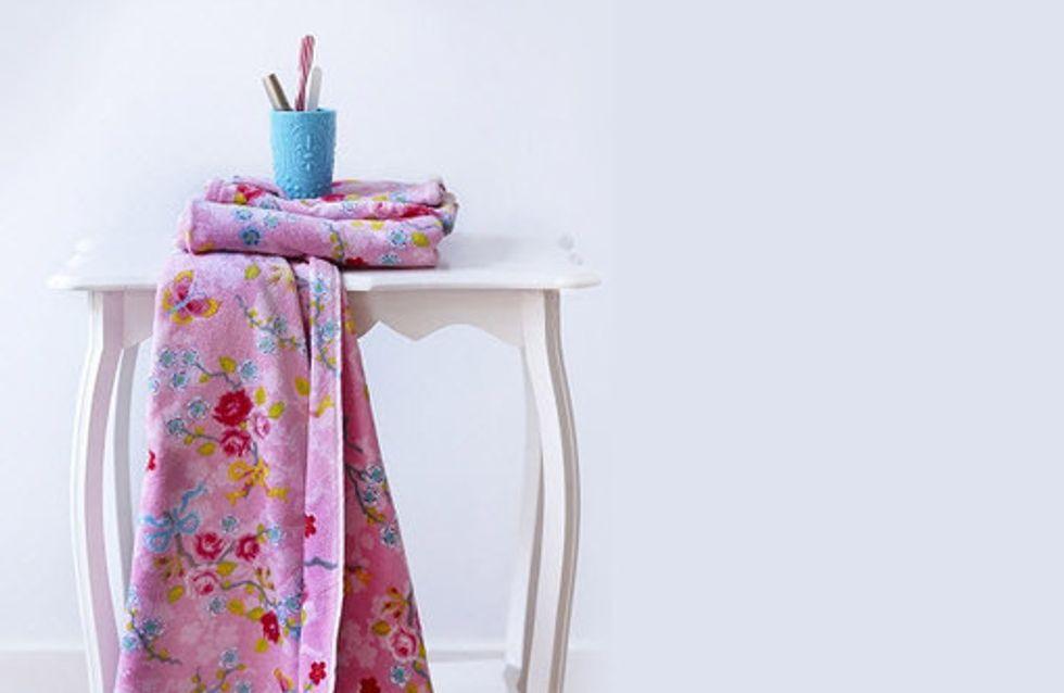 Wohn-Accessoires mit floralen Mustern