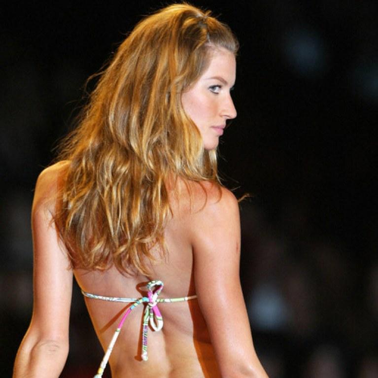 Nacktbrasilianische Modelle