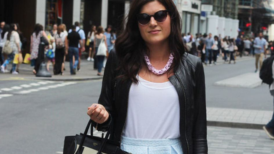 London Street Style June 2014
