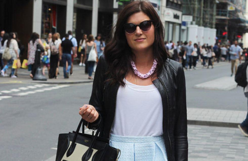London Street Style June 2014