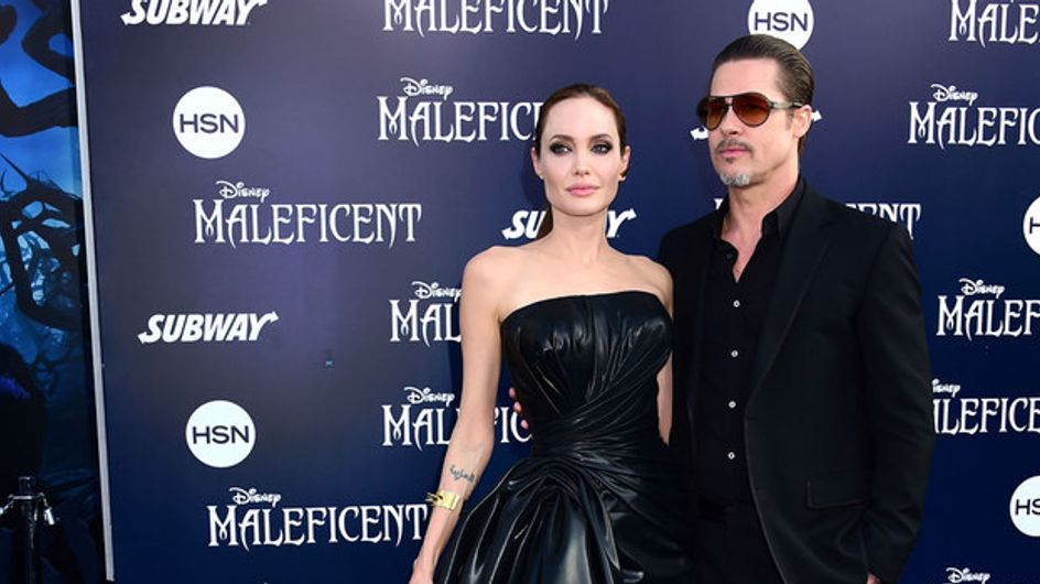 Estilo en pareja: Angelina Jolie y Brad Pitt