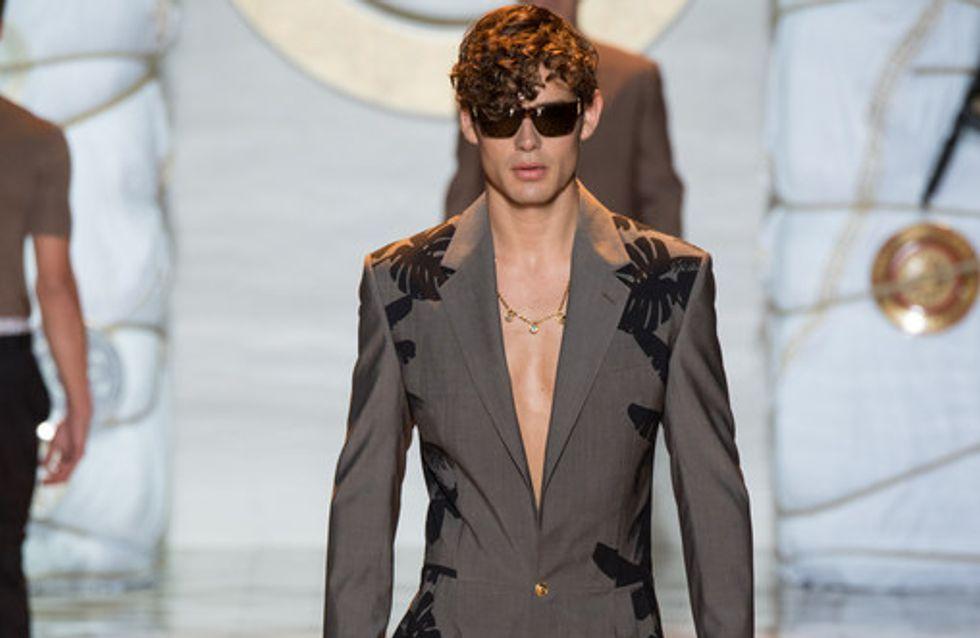 Fuera la camisa: Las tendencias masculinas más curiosas que llegarán en 2015