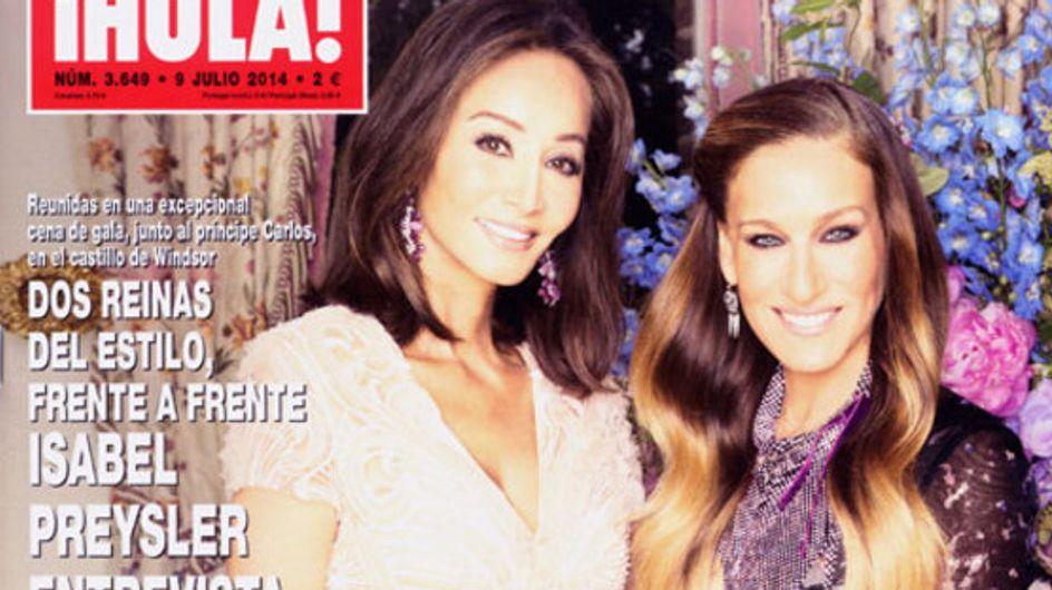 Las portadas de las revistas: Julio semana 1