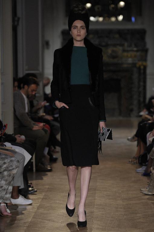 Défilé Stéphanie Coudert Haute Couture Automne-Hiver Paris 2014-2015