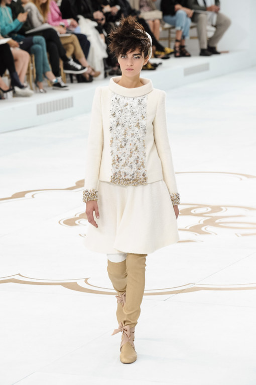 7972ec3d94845e Chanel Haute Couture autunno inverno 2014 2015 : Album di foto ...