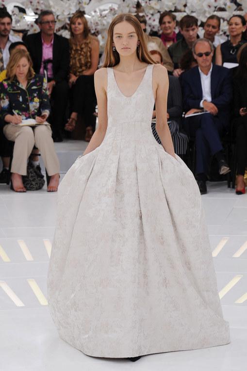 92e62d42258f70 Christian Dior Haute Couture autunno inverno 2014 2015 : Album di ...