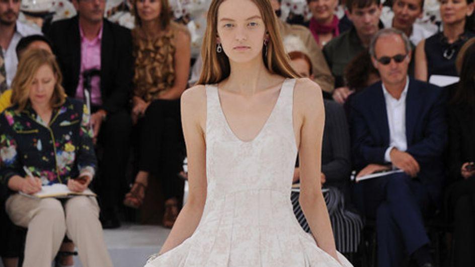 Christian Dior Haute Couture autunno inverno 2014 2015