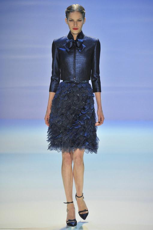 Défilé Georges Hobeika Haute Couture Automne-Hiver Paris 2014-2015