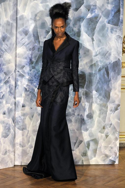 Défilé Alexis Mabille Haute Couture Automne-Hiver Paris 2014-2015