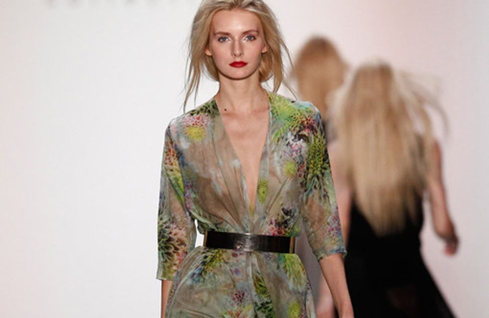 Anja Gockel: Fashion Week Berlin, Frühjahr/Sommer 2015