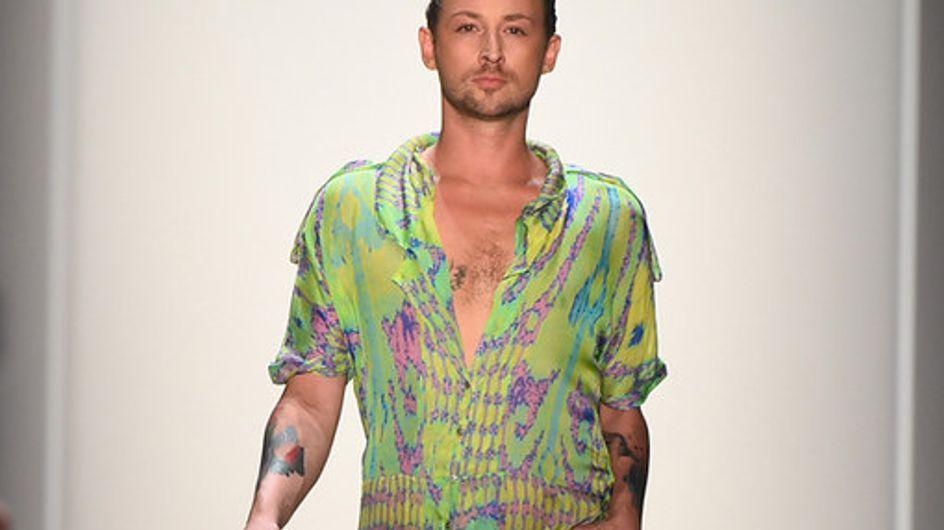 Marcel Ostertag: Fashion Week Berlin, Frühjahr/Sommer 2015