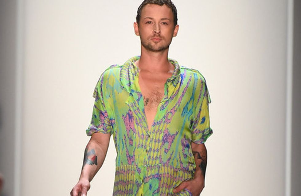Marcel Ostertag: Fashion Week Berlin, Frühjahr/Sommer 2015