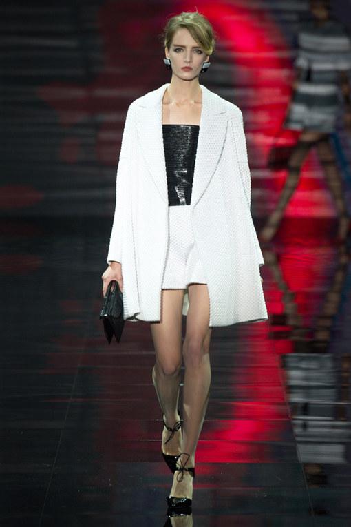 Giorgio Armani Privé Haute Couture autunno inverno 2014 2015