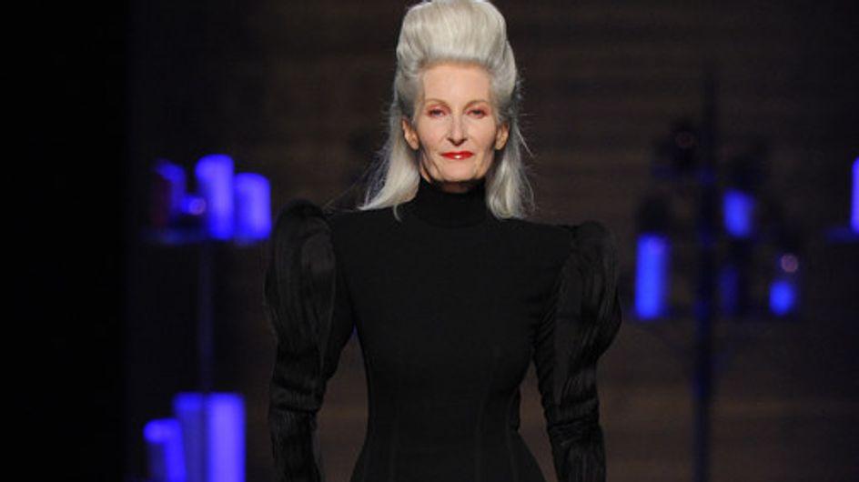 Modeshow Jean-Paul Gaultier Haute Couture Herfst-Winter 2014/2015 Parijs