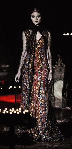 Défilé Frank Sorbier – Défilé Haute Couture Automne-Hiver Paris 2014-2015