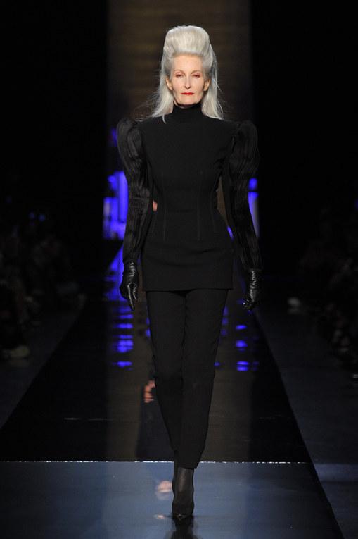 Jean Paul Gaultier Haute Couture autunno inverno 2014 2015