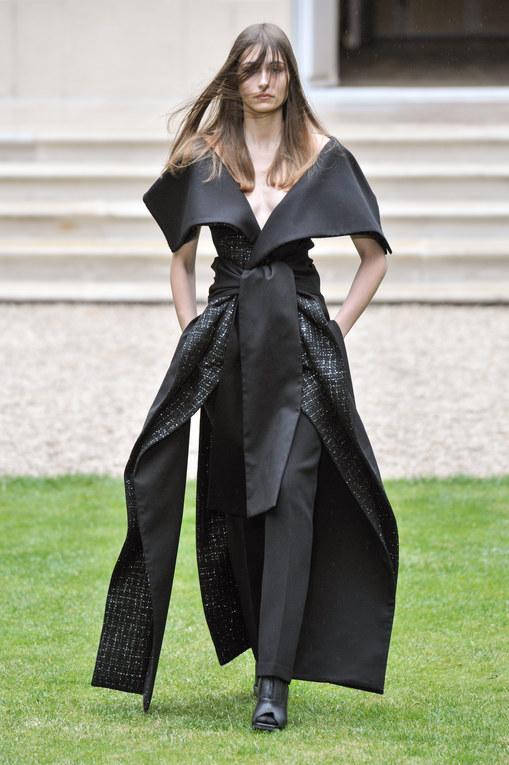 Défilé Rad Hourani Haute Couture Automne-Hiver Paris 2014-2015