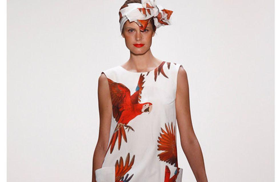 Anne Gorke: Fashion Week Berlin, Frühjahr/Sommer 2015