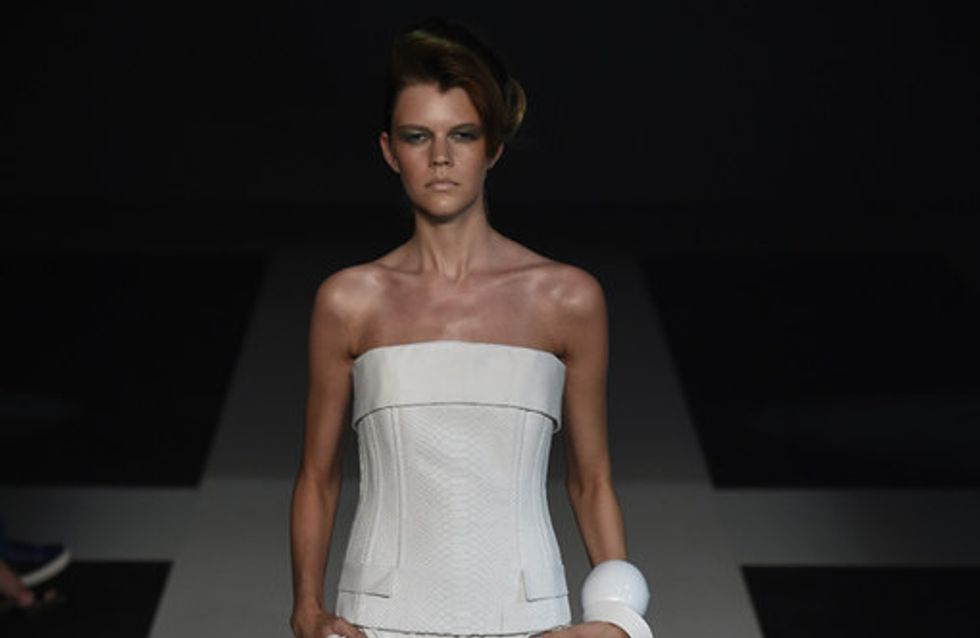 Michalsky Woman: Fashion Week Berlin, Frühjahr/Sommer 2015