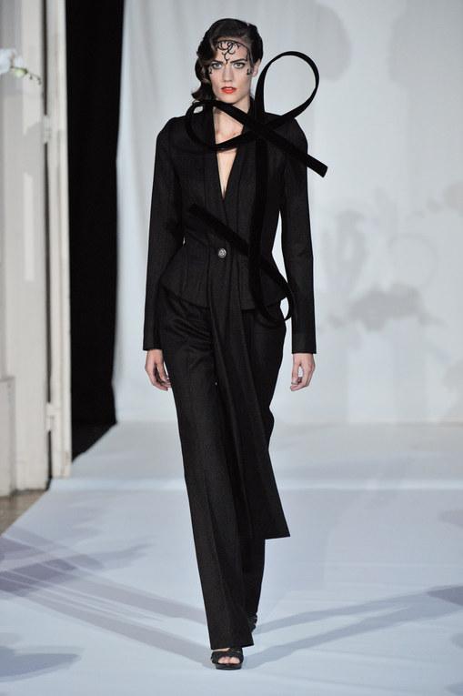 Défilé Eymeric François - Défilé Haute Couture Automne-Hiver Paris 2014-2015