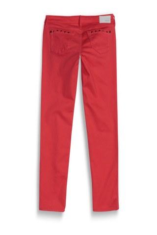 Un jean de couleur, du pep's dans mon look - Jean rouge
