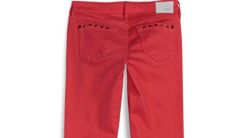 60 jeans de couleur pour booster vos looks