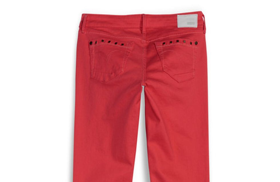 Bonte jeansbroeken