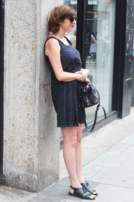 London Street Style July 2014